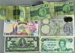 9 Canada Algiers Brazil Zambia  Bills  China GB