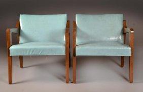 Pr. Vladimar Kagen Style Arm Chairs