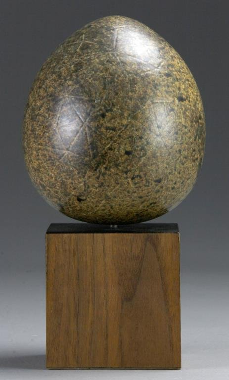 Harrison McIntosh Glazed Pottery Sculpture