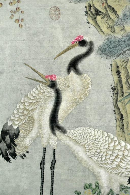 Chinese Scroll Painting Attributed To Yao Yuan