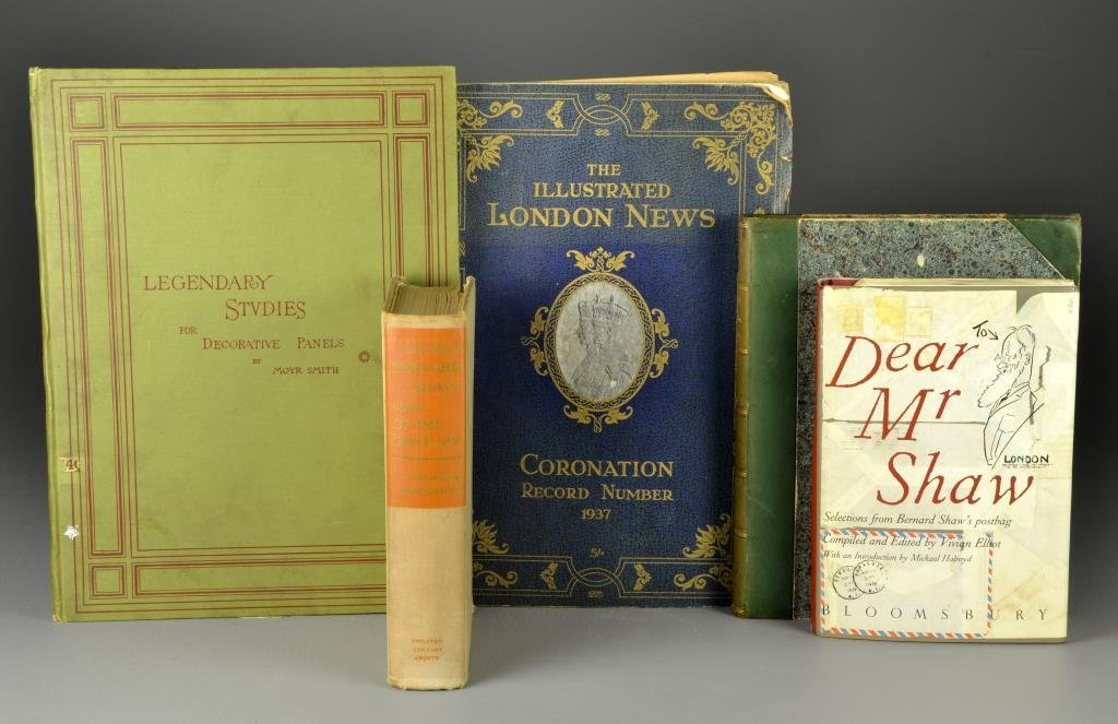 (5) London News 1937 Coronation, Jul -Dec 1905 Punch