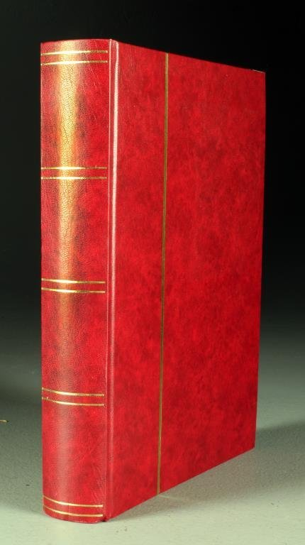 $306.00 Face Val. Stock Book Of 305 U.S. Mint Plate