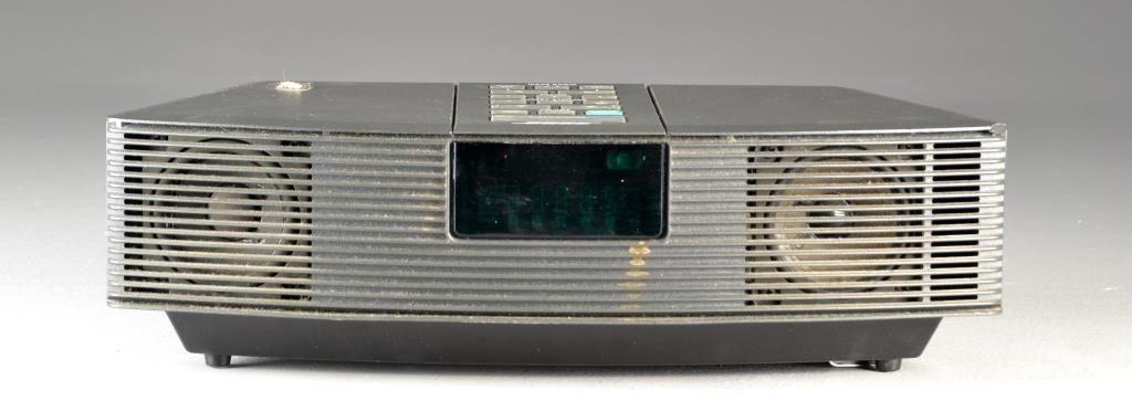 A Bose Wave Radio