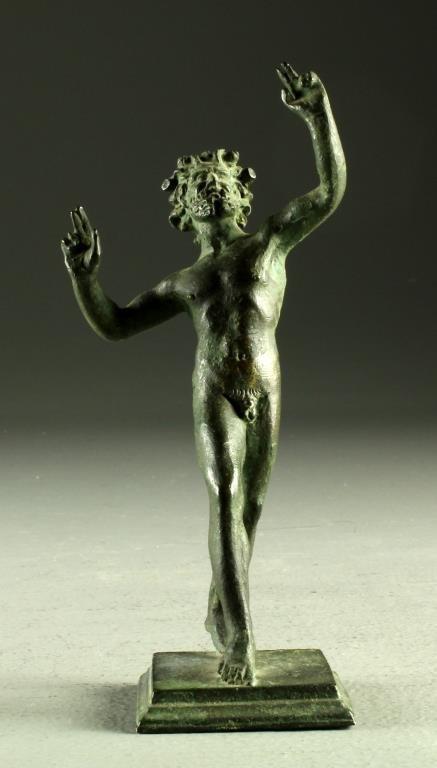 A Grand Tour Bronze Sculpture