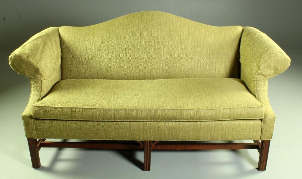 Ethan Allen Chippendale Style sofa