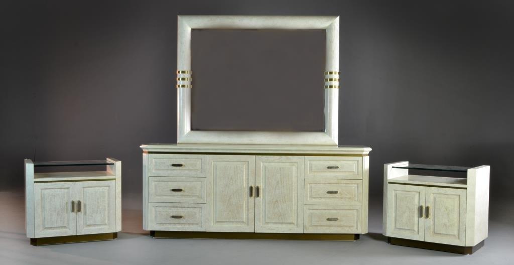 (4) Piece  Henredon Bedroom Set