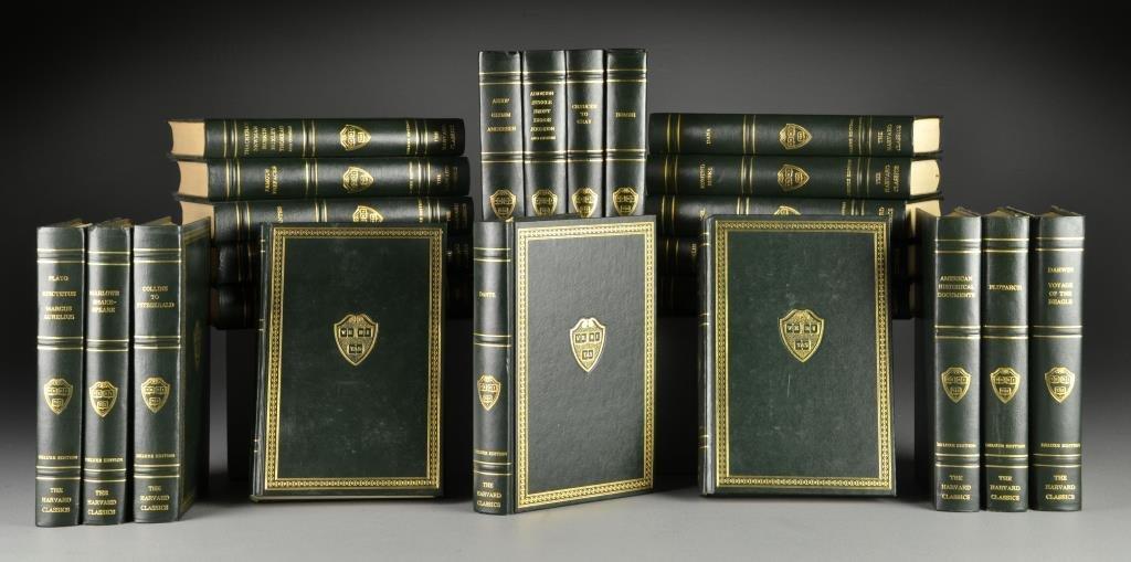 (23) 1969 The Harvard Classics Deluxe Edition