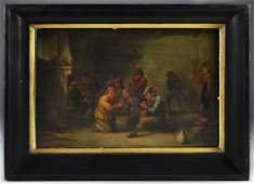 Manner of David Teniers the Younger Oil Painting on