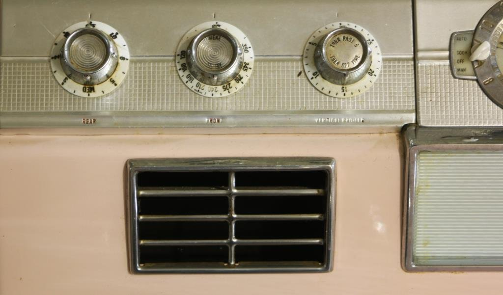 1955 Norge Futura Automatic Electric Range Stove - 4