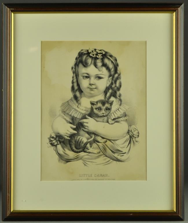 An Original Currier & Ives Lithograph