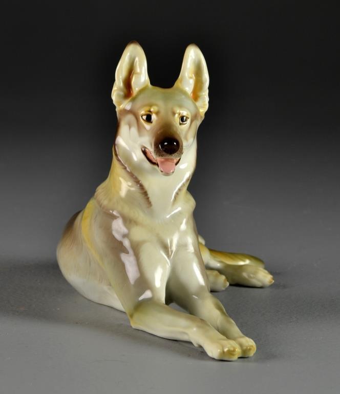 Theodor Karner for Nymphenburg Porcelain Figure - 2