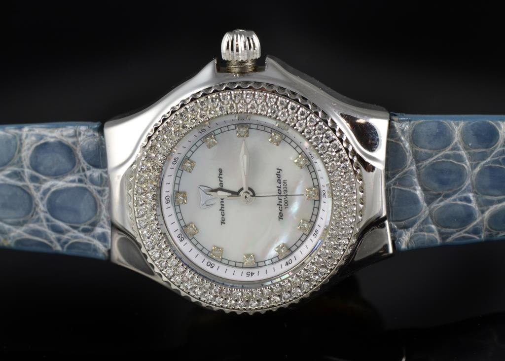 Women's TechnoMarine TechnoLady Diamond Watch
