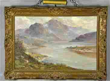 Graham Williams Oil Painting on Canvas