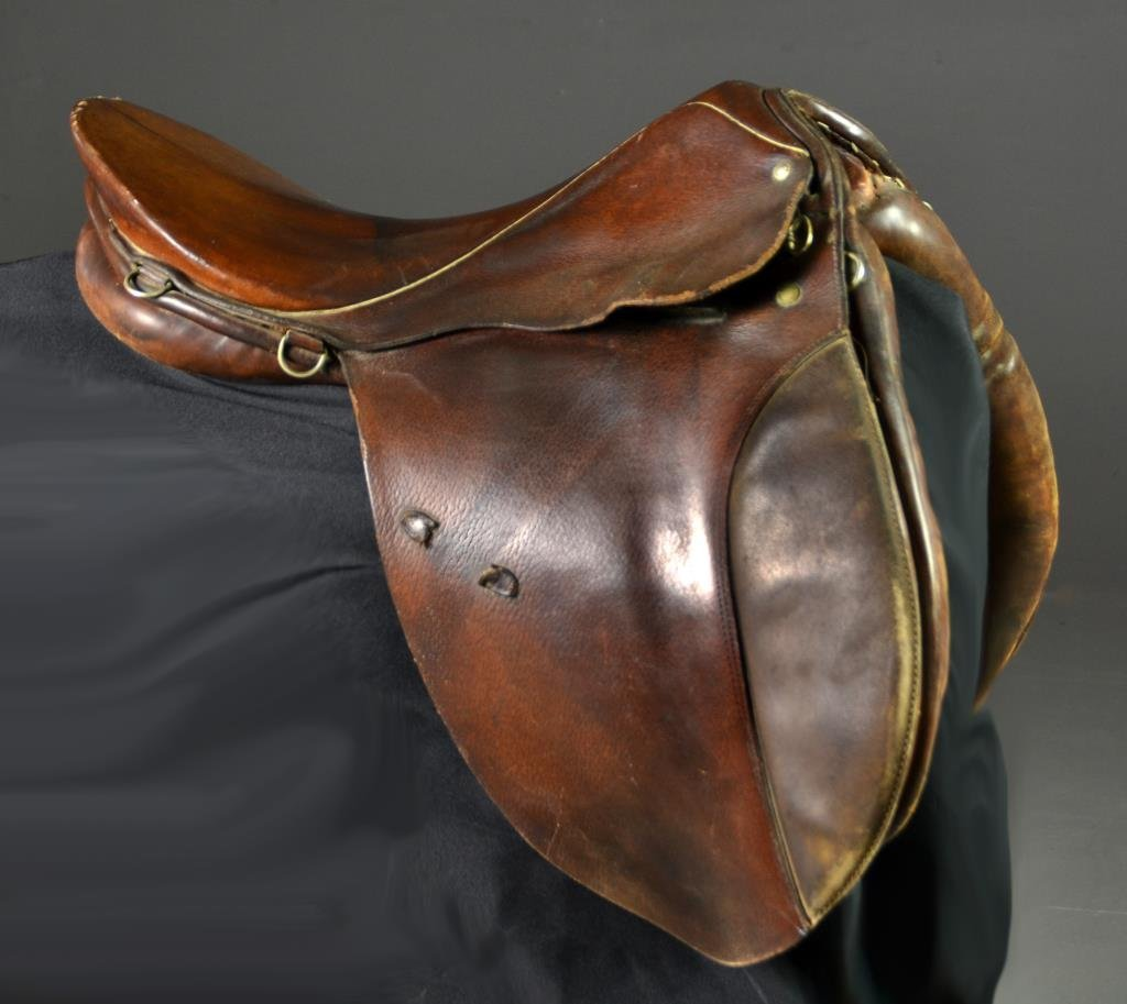 Johs Stubben Krefeld German Saddle