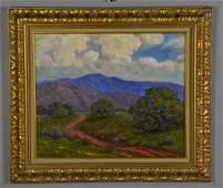 Dennis Westerling Plen Air Oil Painting on Board