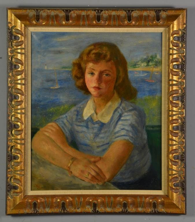 Robert Philipp Oil Painting on Canvas