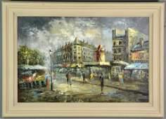 Edouard Leon Cortes Style Oil Painting On Canvas