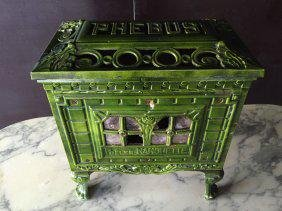 French antique Louis Philippe stove from France