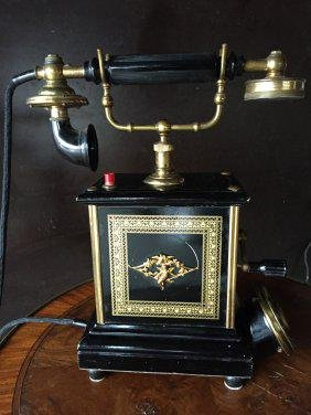 """French antique """"telephone"""" from France"""