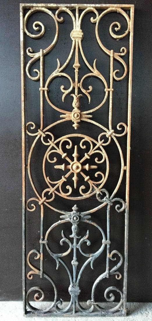 French antique gate Louis XV 19th Century France