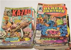 Black Panther Comics