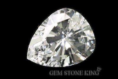 1011: 2.24 CT F SI2 PEAR SHAPE NATURAL CERTIFIED DIAMON
