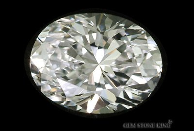 1015: 2.01 CT I SI2 OVAL NATURAL CERTIFIED DIAMOND NEW