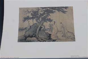 A Printed Chinese Art Work