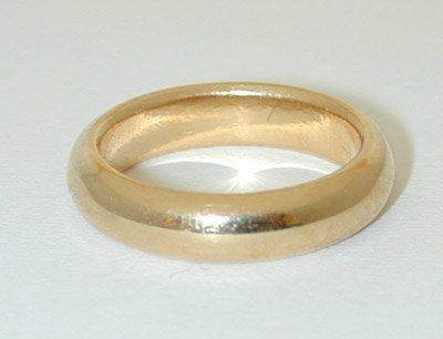 1037 STIFFT 18K Gold Ring