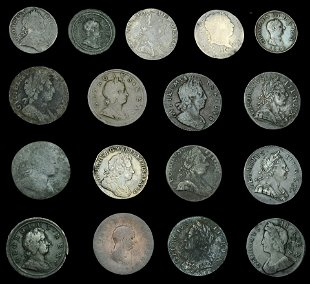 For Auction: British Coins – Lots (#1885) on Sep 19, 2019