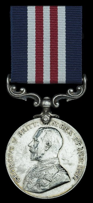 For Auction: Groups and Single Decorations for Gallantry