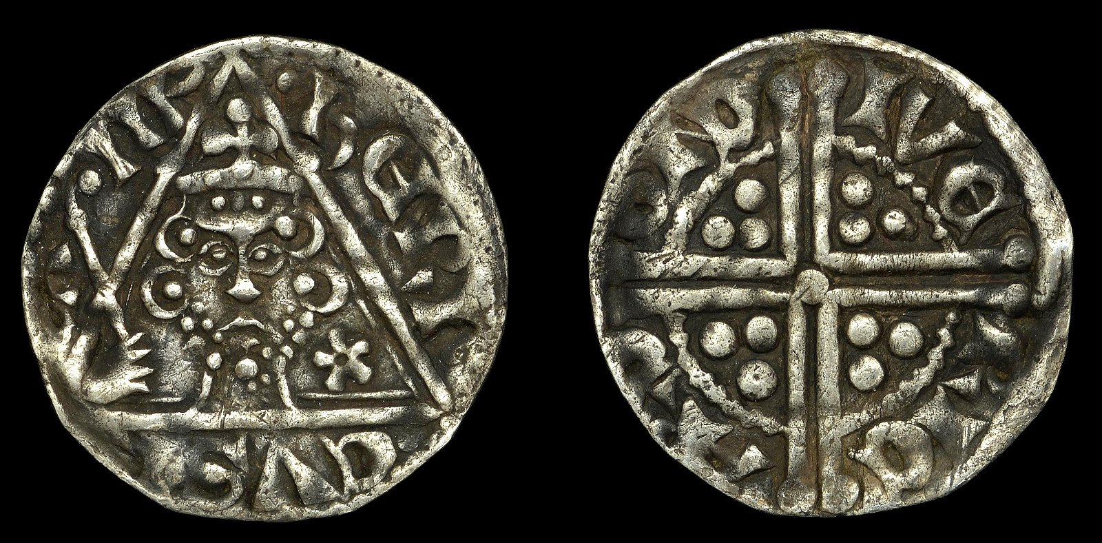 A Collection of Irish Coins, the Property of a