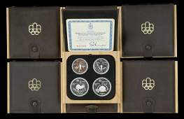 The Collection of British Colonial Coins formed by the
