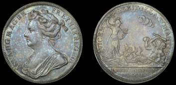 A Collection of British Historical Medals, the Property