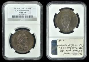 Scottish, Irish and Island Coins
