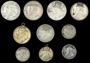Engraved and Enamelled Coins