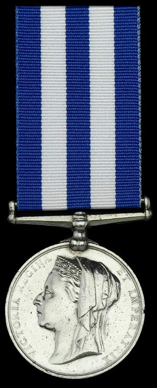 Single Campaign Medals