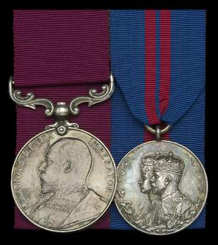 Coronation and Jubilee Medals