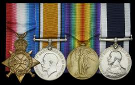 A Collection of Medals for the Battle of Jutland, Part