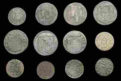 The Collection of 17th Century Tokens formed by the