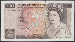A Remarkable Collection of Bank of England Errors -