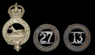 A small Collection of Scottish Police Badges