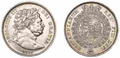 The Alan Palmer Collection of British Silver Coins