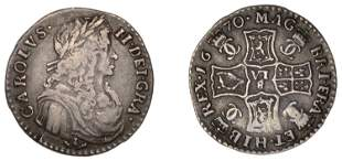Scottish and Island Coins from Various Properties