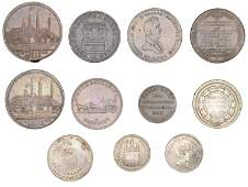 British Tokens from the Collection formed by the late