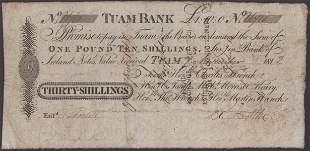 British and Irish Banknotes