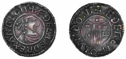 Anglo-Saxon Pennies from the Collection of Michael