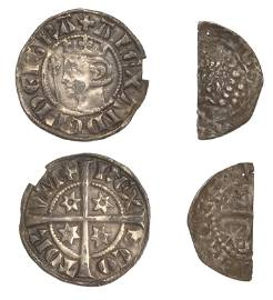 Scottish, Irish and Island Coins from Various