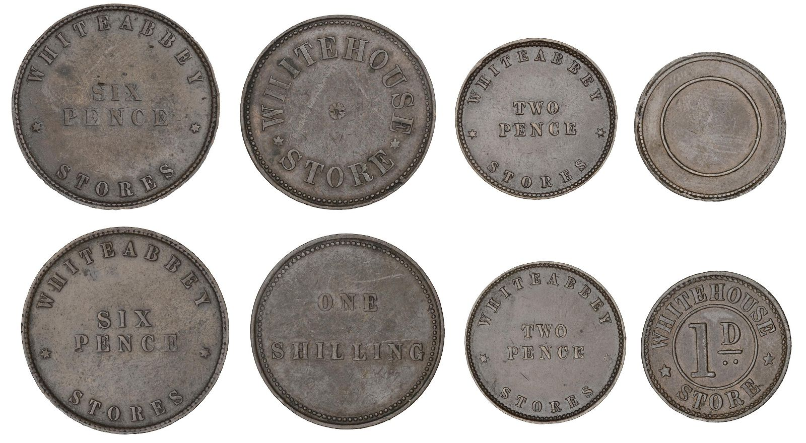 Irish Tokens from the Collection of the late Barry