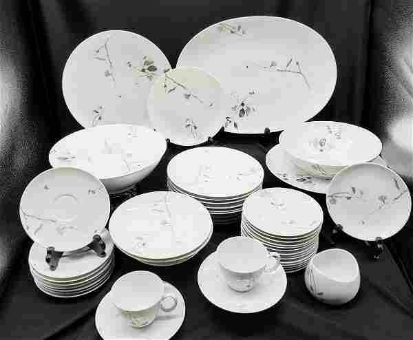 50 Pieces Rosenthal Continental Quince Dinnerware